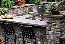 HOUSE:  Outdoor Living / by Brooke Todd