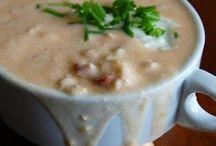 Soups!  / by Heidi Hoffman