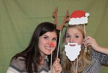 Christmas party ideas  / by Mrs. Champagne