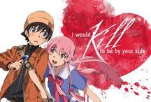 Anime Valentine's Day Cards / For the anime lover in your life. The perfect card to express how you feel. / by FUNimation