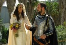 Dream Wedding - Renaissance Theme / Ideas for a dream re-wedding.  / by Angela Pritchard