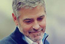 Smokin' Hot / Johnny Depp, George Clooney, and other hot men. I may be old but I'm not dead! / by Cathi Isza