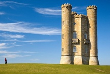 DREAM HOMES-CASTLES & CHATEAUS / by Donna Lucas