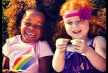 Curly Kiddos / by NaturallyCurly.com