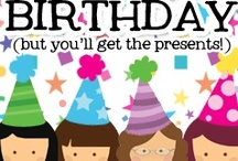 The iMums' First Birthday Giveaway Bonanza / by The iMums