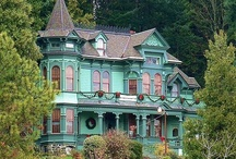 DREAM HOMES VICTORIAN / by Donna Lucas