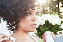 NaturallyCurly Weddings / Wedding inspiration for the bride with curls, coils, and waves. Flaunt 'em on your big day! ♥  / by NaturallyCurly.com