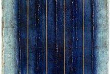I love indigo / by Linda Stenson