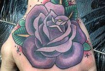 Tattoos / by Leigh Munro