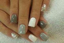 Mani/Pedi Inspiration / manicures pedicures nail polish nail art / by Kiesque