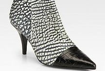 Best in Booties / Now updated for Fall 2013! / by Stacy Morrison