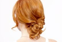 Fast, Easy, Cute Updos / by Erin Grace
