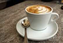 Cups of Happiness / Coffee, Hot Chocolate, & Tea - Ideas, Recipes, Tips / by Victor Moruzzi