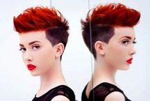 Haircut Inspiration / by Erin Grace