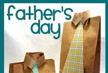 Holidays -- Father's Day / Father's Day Recipes, Crafts, & More / by Wendy | Around My Family Table