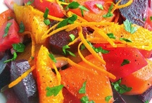 Recipes - Salads & Dressings / Salad and Dressing Recipes / by Surfeity