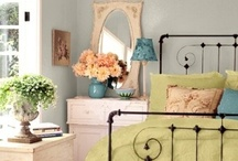Bedrooms & Guestrooms / by Michele Yates {The Homesteading Cottage}