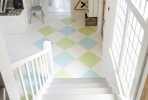 Floors / by Michele Yates {The Homesteading Cottage}