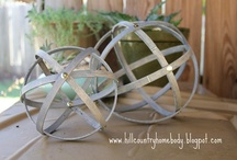 DIY {Home Décor} / by Michele Yates {The Homesteading Cottage}