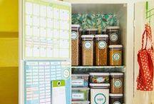 organize. / by Heather Hannah
