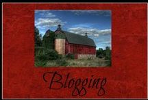 Blogging / Resources to help improve your blog / by Misty Boone (The BarnPrincess)
