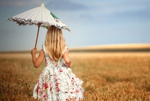 Umbrellas / There is nothing quite like a great umbrella!  So functional and so pretty too! / by Wendys Hat