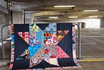 Quilting / by Adrienne Klenck