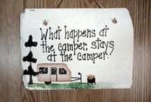 Camping / by Chelsea Devine