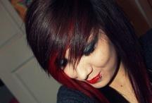 hair ideas for me / by Ashley Nicole