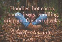 Fall - my favorite season / by Chelsea Devine