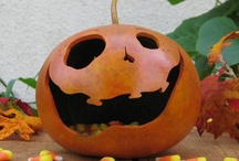 HALLOWEEN & FALL FUN / by Connie Smith