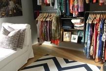 Beautiful nooks & closets... / by J. Marini