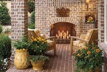 Outdoor Living Spaces / by Erica Albright