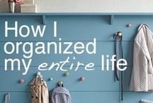 Organize / by Kelly Memmott