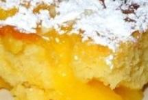 Cake/ Desserts / by Kelly Memmott