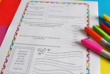 Homeschool: Language Arts / by Andrea