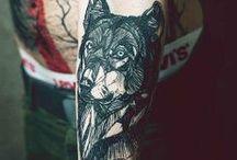 Tattoos I like / by Tairina Flores