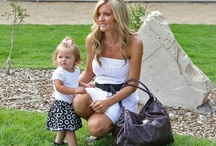Go Bebe / Work/School/Travel/Diaper bag / by Amy Michelle Go Totes