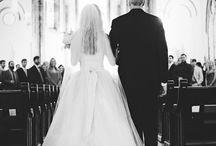 Wedding ideas / by Christine Bozik