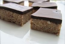 Protein Bars & Such / Delicious protein bars, protein cookies, and protein packed snacks.  / by Beyond The Peel