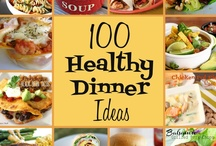Healthy Meals and Snacks! / by Amy Michelle Go Totes