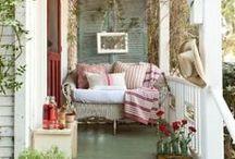 Fresh Air / Outdoor Living/Decor/Garden / by Megan Bailey