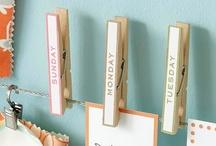 Organizing / by Meg Tiede