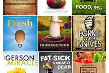 Documentaries & Books that would change YOUR life! / Become a better version of yourself. Detached yourself from all of your old learned harmful habits imposed by society. Be curious, question, discover who you are and look for the peace, and greater good of everything and everyone.  / by VeganPaleoYogini SystaleyⓋ