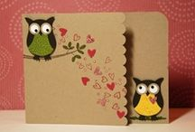 Card Designs / by Amber Anderson