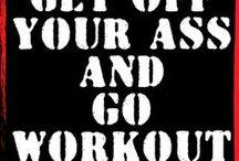 work it / by Aimee Dobie