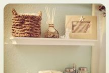 home: bathroom ideal / what i picture our bathroom looking like when we own a house / by Meriah VanderWeide