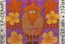 Capricorn / A board to celebrate my January birthday and goats! / by Kim Love-Ottobre