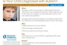 Autism and Developmental Disabilities News and Research Studies / Find information, news and clinical trials (or research studies) about autism and developmental disabilities from Cincinnati Children's. / by Cincinnati Children's Clinical Research Studies