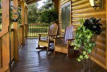 Porches / by Linda Caines